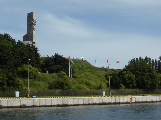 Monument Westerplatte