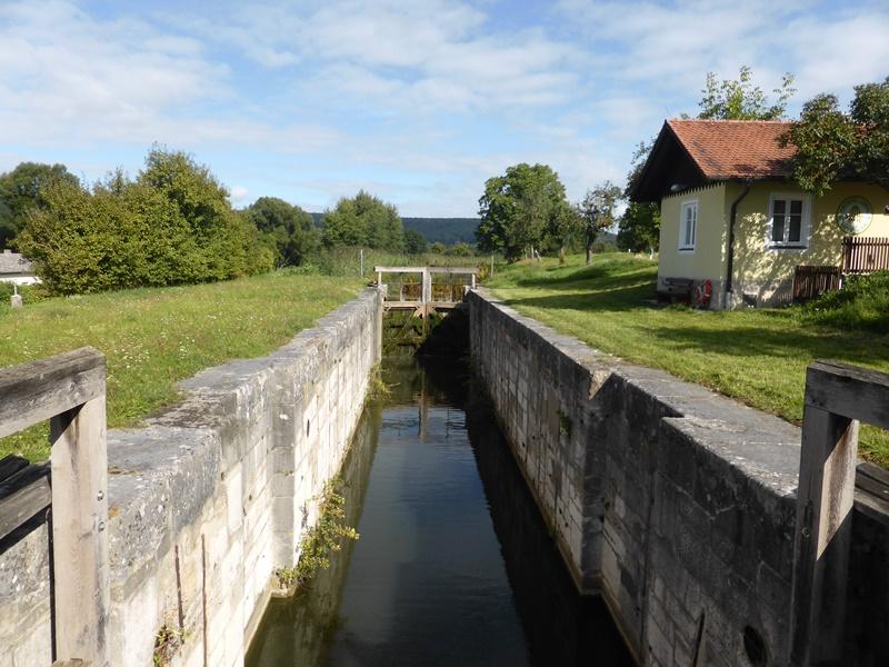 Der Ludwig-Donau-Main-Kanal